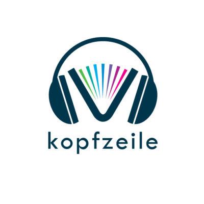 [Podcast] Kopfzeile #6 - ohne mich - mit Autorin - buntes Gequassel