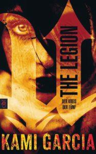 [Rezension] The Legion- Der Kreis der Fünf  von Kami Garcia