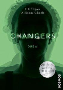 Rezension Changers – Drew von T Cooper/Alison Glock-Cooper