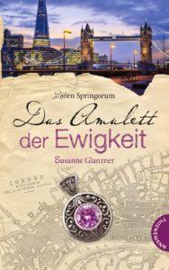 Rezension Das Amulett  der Ewigkeit von B.Springorum/S.Glanzner