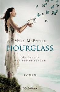 [Rezension] Hourglass-Trilogie von Myra McEntire