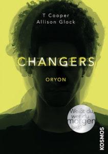 [Rezension] Changers – Oryon – T Cooper und Allison Glock