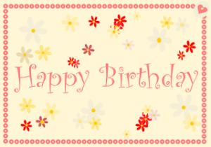 Happy Birthday: 1. Bloggeburtstag + Verlosung