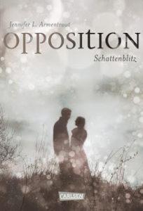[Rezension] Opposition – Schattenblitz – Jennifer L.Armentrout