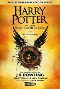 [Rezension] Harry Potter und das verwunschene Kind