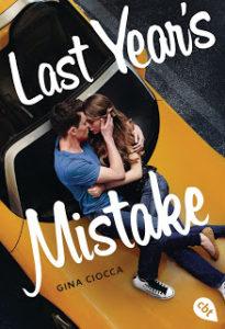 [Rezension] Last Year`s Mistake – Gina Ciocca