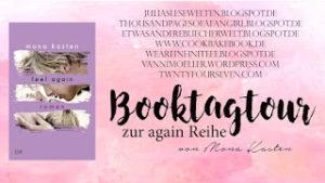 [Gewinnspiel-Auslosung] zur Booktagtour von Feel Again