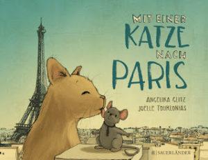 [Rezension] Mit einer Katze nach Paris – Angelika Glitz