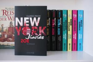 [Rezension] New York Diaries – Zoe – Carrie Price