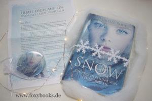 [Rezension] Snow – Die Prophezeiung von Eis und Feuer – Danielle Paige