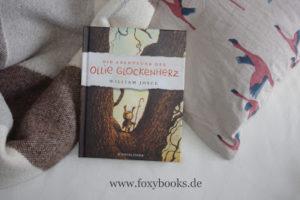 [Rezension] Die Abenteuer des Ollie Glockenherz – William Joyce