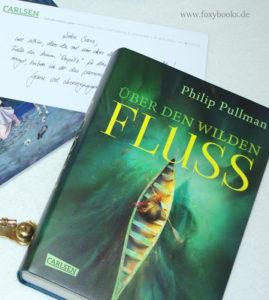 [Unboxing] Über den wilden Fluss – Philip Pullman