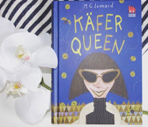 [Rezension] Käfer-Queen – M.G.Leonard