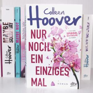 [Rezension] Nur noch ein einziges Mal – Colleen Hoover