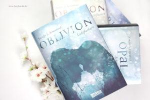 [Rezension] Oblivion – Lichtflackern – Jennifer L.Armentrout