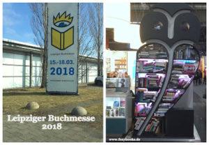 [LBM 2018] Buchmesse, Eindrücke, Bloggertreffen und mehr…