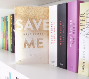 [Rezension] Save me – Mona Kasten