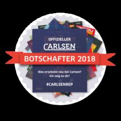 [Carlsen-Rep] Die Neuerscheinungen im Juni