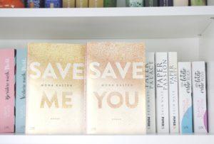 [Rezension] Save you – Mona Kasten