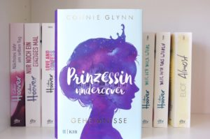 [Rezension] Prinzessin undercover – Connie Glynn