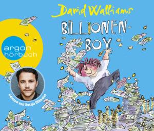 [Hörbuch-Rezension] Billionen-Boy – David Walliams