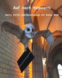 [20Years of magic] Harry Potter Lesung in Hamburg