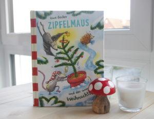 [Rezension] Zipfelmaus und der wunderbare Weihnachtsplan – Uwe Becker