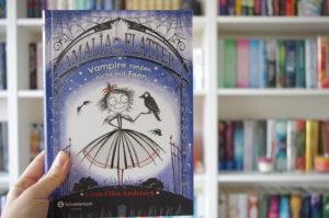 [Rezension] Amalia von Flatter – Vampire tanzen nicht mit Feen – Laura Ellen Anderson