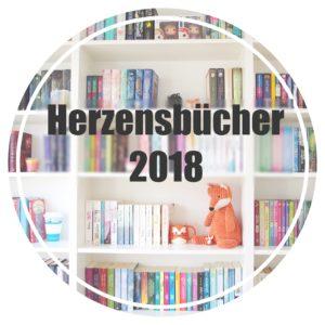 [Aktion: Herzensbücher 2018] Buchhighlights aus dem Jahr 2018