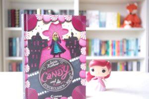 [Rezension] Geheimagentin Candy und die Schokoladen-Mafia – Lavie Tidhar