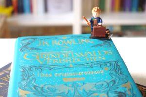 [Rezension] Phantastische Tierwesen – Grindelwalds Verbrechen – J.K. Rowling