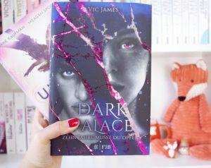 [Rezension] Dark Palace – Zehn Jahre musst du opfern – Vic James