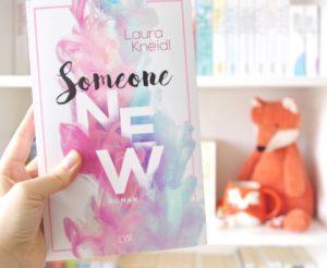 [Rezension] Someone New – Laura Kneidl
