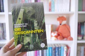 [Rezension] Die Gescannten – Robert M. Sonntag