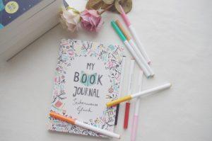 [Buchtipp] My Book Journal – Seitenweise Glück