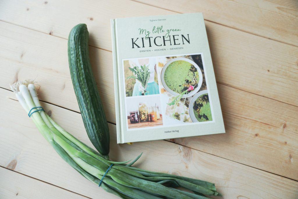 Buchtipp My Little Green Kitchen Ernten Kochen Geniessen
