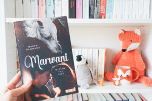 [Rezension] Marwani – Mitten ins Herz – Maren Dammann
