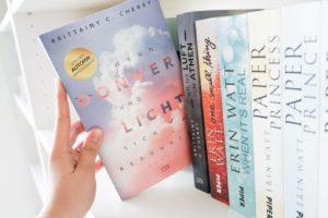 [Rezension] Wenn Donner und Licht sich berühren – Brittany C. Cherry