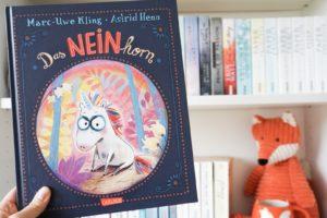 [Rezension] Das Neinhorn – Marc-Uwe Kling