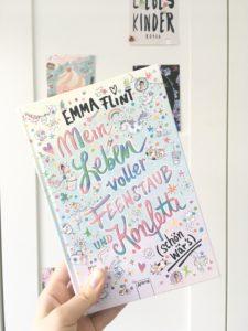 [Rezension] Mein Leben voller Feenstaub und Konfetti (schön wär`s) – Emma Flint