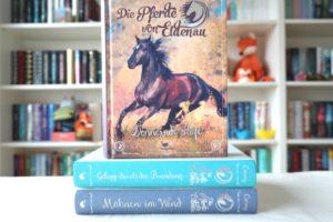 [Rezension] Die Pferde von Eldenau – Donnernde Hufe – Theresa Czerny