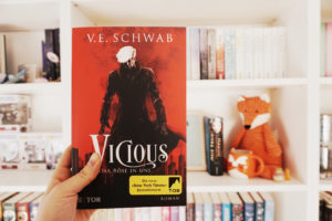 [Rezension] Vicious – Das Böse in uns – V.E. Schwab