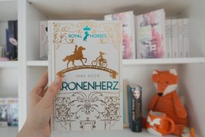[Rezension] Royal Horses – Kronenherz – Jana Hoch